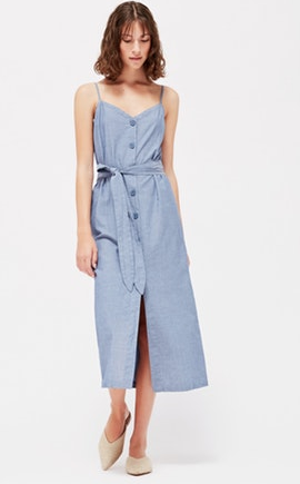 Bluebell dress - Chambray