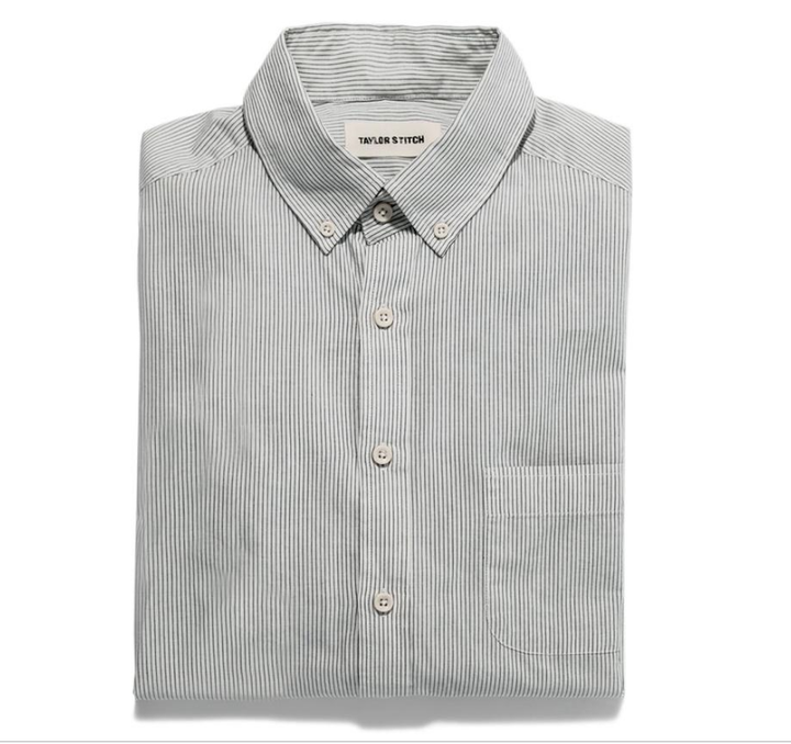 The Jack Shirt - Indigo Stripe