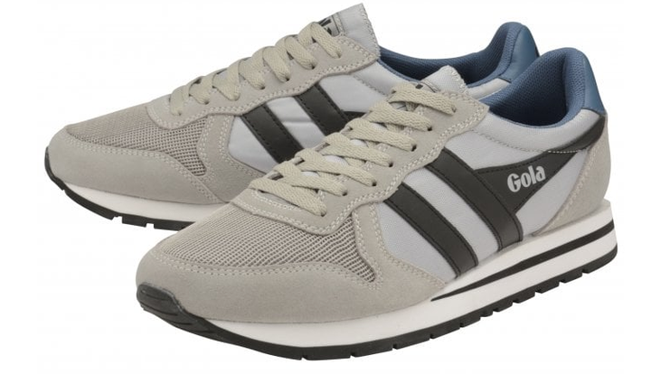 Daytona - Light Grey/Black/Baltic