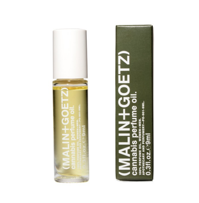 Cannabis Perfume Oil - 9 ml