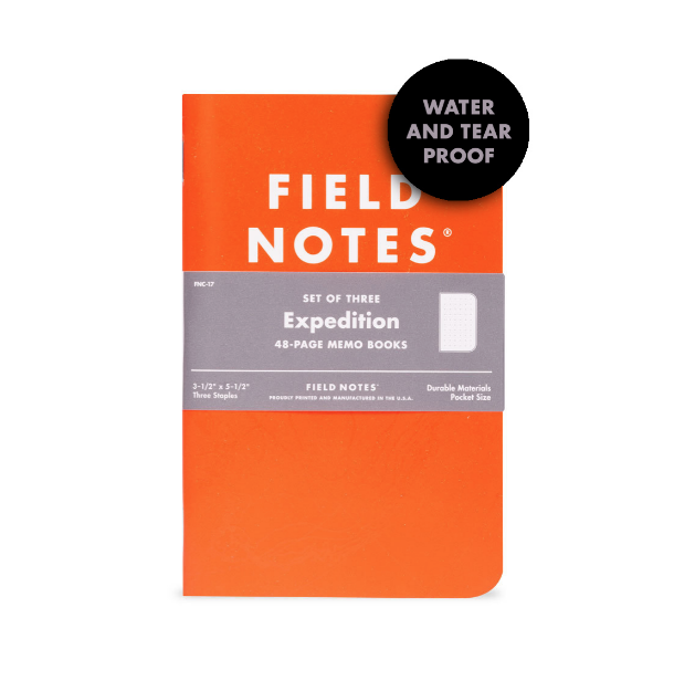 Expedition Notebooks