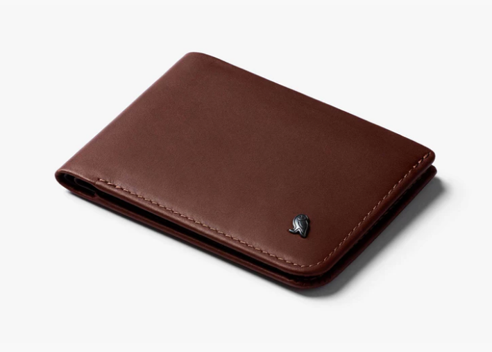 Hide and Seek Wallet - Cocoa