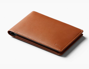 Travel Wallet - Caramel