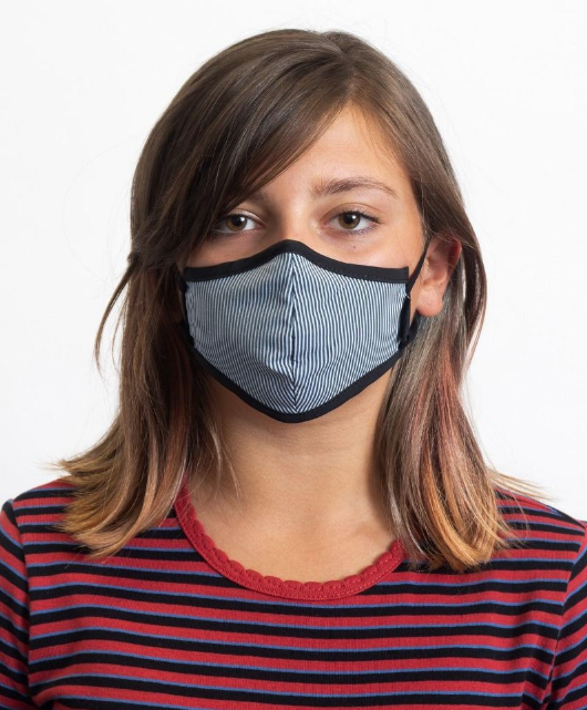 Youth Antimicrobial Face Mask - Engineer