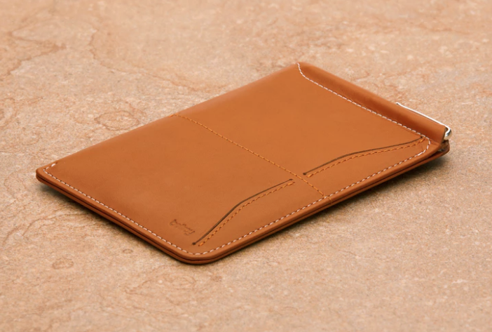 Passport Sleeve - Caramel