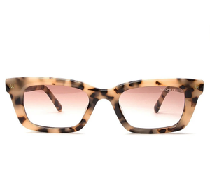 Ruby Sunglasses - Blonde Tortoise