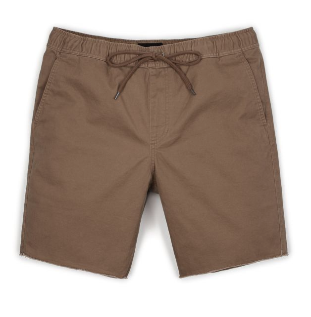 Madrid All Terrain Shorts - Dark Khaki