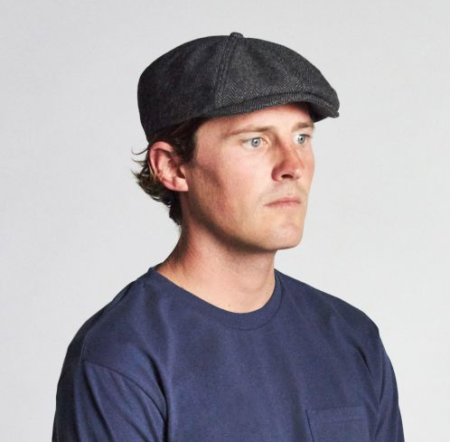 Hooligan Snap Cap - Black