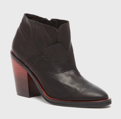 Watchman Bootie - Black