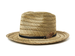 Crosby II Fedora - Tan