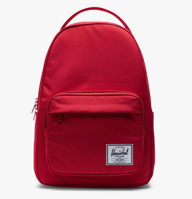 Miller Backpack - Red