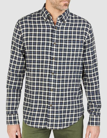 Pacific Shirt - City Check