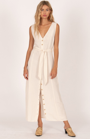 Driftwood Dress - Casa Blanca