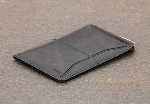 Passport Sleeve - Black