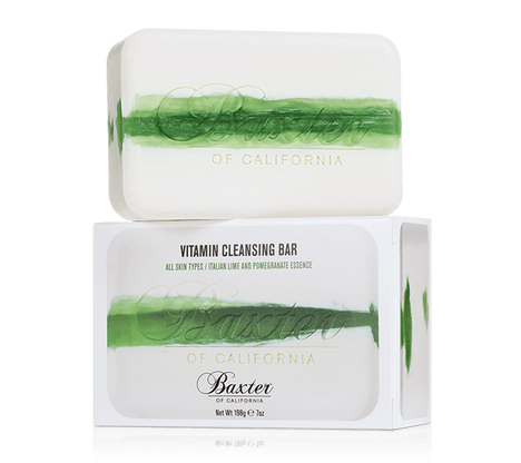 Vitamin Cleansing Bar - Italian Lime Pomegranate