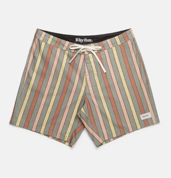 Vintage Stripe Trunk - Dusted