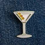 Cocktail Pin - Martini