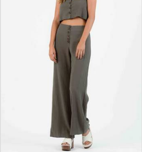 Enyo Bell Bottoms - Olive