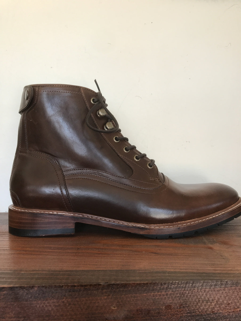 Fairfax Boot - Brown