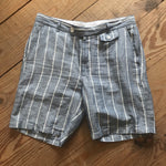 Tricker Shorts - Blue Stripe