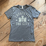 Lafayette City T-Shirt - Grey