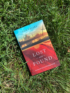 Lost and Found - by Sam Thiara, BCIT alumnus