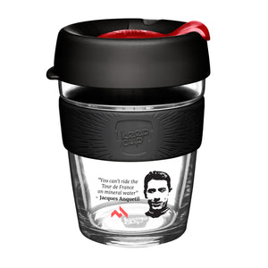 KeepCup: Jacques Anquetil  (12oz / 340ml)