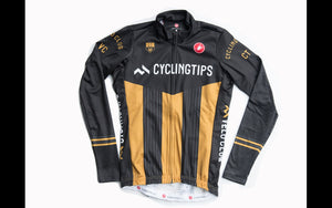 CyclingTips Castelli Winter Jersey
