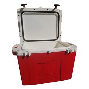 27 Quart Powersports Cooler - Red