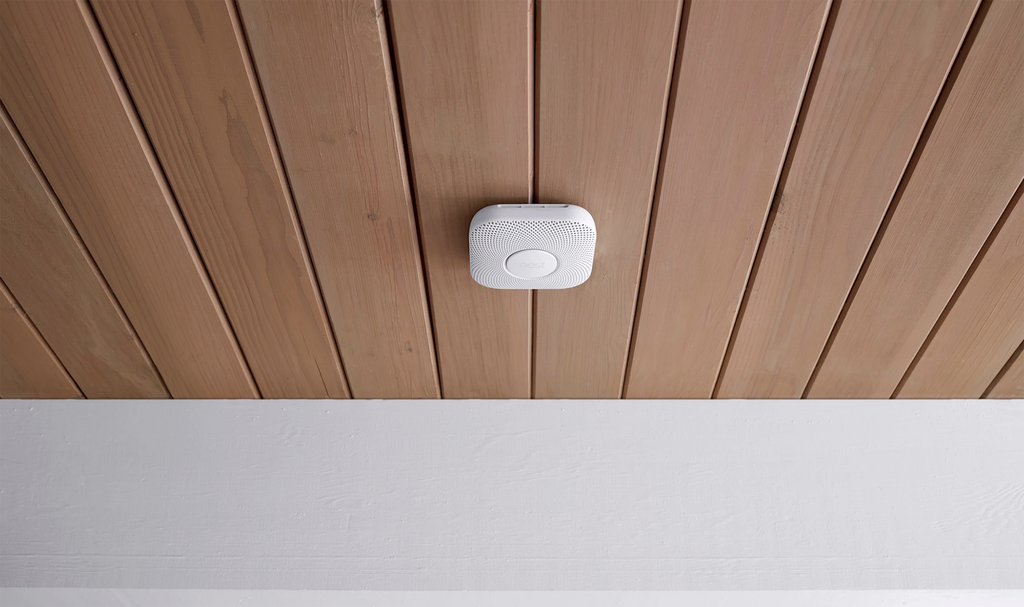 Google Nest Protect white