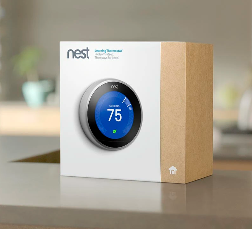 Nest Learning Thermostat Installation