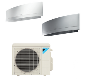 Daikin Emura™ Series 12k BTU Wall Mounted Air Conditioner - For Multi-Zone