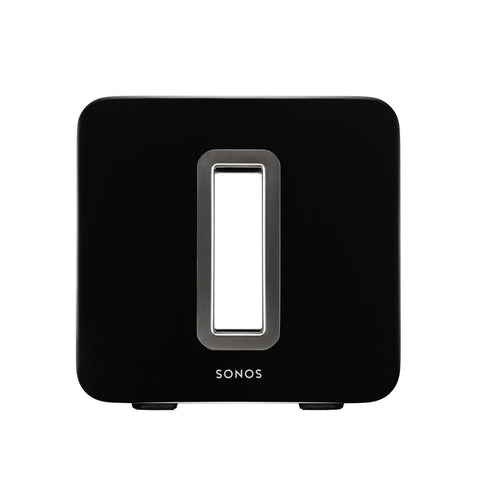 Sonos Sub: Wireless Subwoofer for Streaming Music | Black | One Green Solution