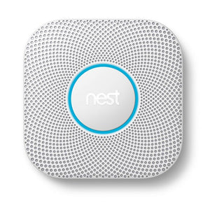Nest Protect Wired Smoke and Carbon Monoxide Alarm - Second Generation