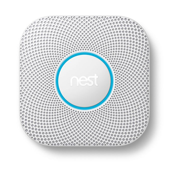 Nest Protect Wired Smoke and Carbon Monoxide Alarm - Second Generation (Includes Installation)