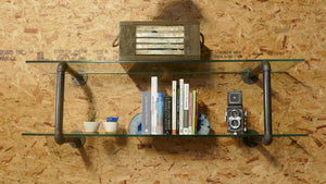 Art By Tate - The Workman Vintage Desk and Reader Shelf | One Green Solution