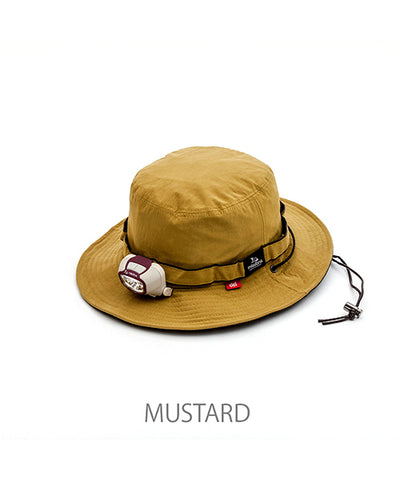 "MSC005-B5 ""Milestone x Clef"" 60/40 Adventure Hat (includes light with motion sensor)"