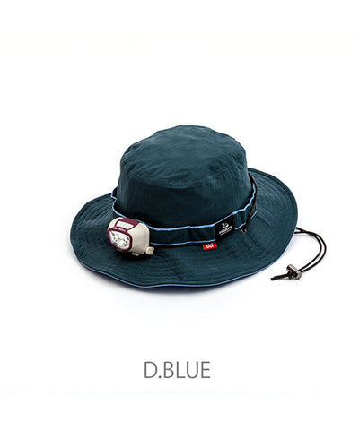 "MSC005-B5 ""Milestone x Clef""60/40 Adventure Hat (모션 센서 탑재 등 포함)"