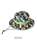RB3500KD  KIDS ANIMAL CAMO HAT