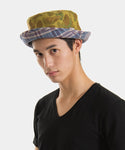 CJ8010 BUCKET CROSS PIE HAT