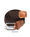 RB3517  STRETCH BELT SOLID