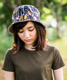 RB3534 REV. LEAF BUCKET HAT