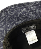 RB3542 INDIGO MTN HAT