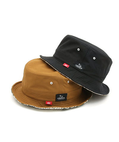 "MSC012 ""milestone × CLEF"" Bucket Hat"