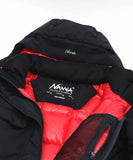 "NAC007 ""NANGA x Clef"" MOUNTAIN BELAY COAT"