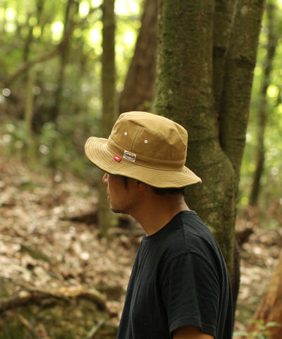 "SDC004 ""SIERRA DESIGNS × Clef""REVERSIBLE 60/40 HAT"