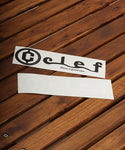 "Clef ICON & LOGO STICKER ""SURF"""
