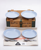 THE CURRY PLATE FAMILY SET + Military Box