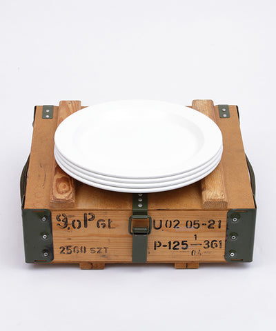FLATPLATE 30 4PS SET + Military Box