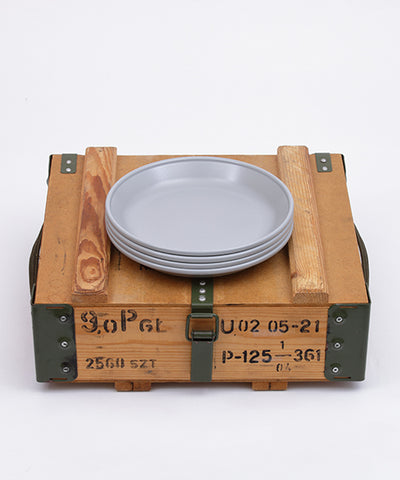THE CURRY PLATE 23 4PS SET + Military Box